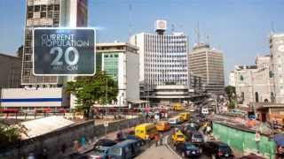 Lagos Nigeria  city photo : LAGOS, AFRICA'S BIG APPLE