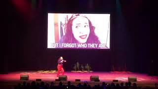 Video Miranda Sings FINAL SHOW at Chapman University, Orange, CA!!! MP3, 3GP, MP4, WEBM, AVI, FLV Oktober 2018
