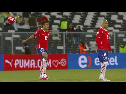 Chile Vs Perú (1T)- Clasificatorias Brasil 2014- Full HD