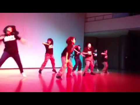 埼玉栄ダンス部 GATY
