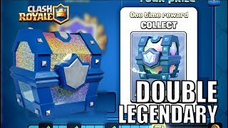 Video CROWN CHAMPIONSHIP CHALLENGE! DOUBLE LEGENDARY CHEST! • Clash Royale Indonesia MP3, 3GP, MP4, WEBM, AVI, FLV Agustus 2017