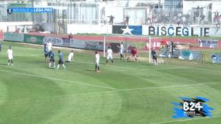 Preview video BISCEGLIE - AGROPOLI 6-1