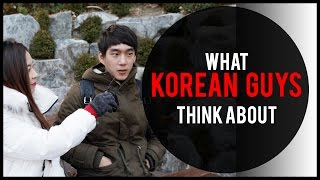 Ask Korean Guys: Dating Foreigners, Plastic Surgery & Beauty Standards