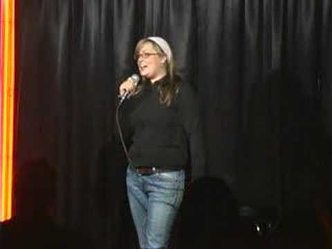 Kate Gallagher Comedy Store