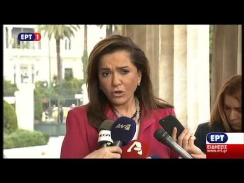 Δηλώσεις βουλευτών για το επεισόδιο στην Επιτροπή Εθνικής Άμυνας