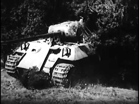 Sherman VS Panther