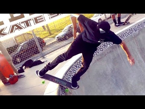 Ocean Bowl Bash 2014 Skate Contest