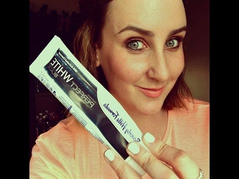 Beverly Hills Formula Perfect White BLACK TOOTHPASTE