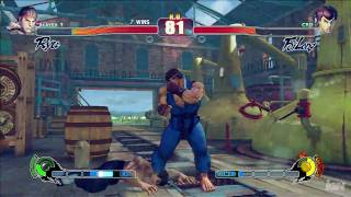 8. Street Fighter IV Review