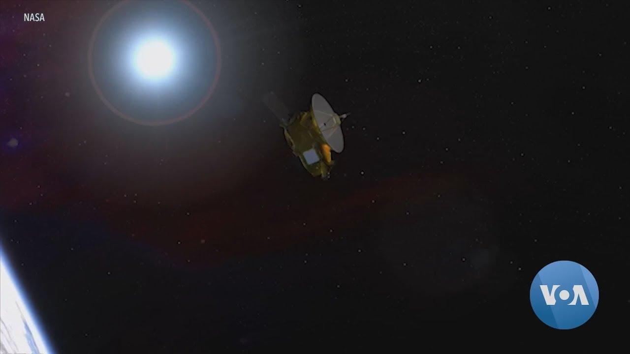 Ερευνητικό διαστημικό όχημα  της NASA  γράφει  ιστορία την Πρωτοχρονιά