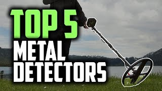 Best Metal Detectors in 2019 | 5 Options For Beginners & Professionals