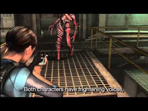 Resident Evil: Revelations Shock & Panic Trailer