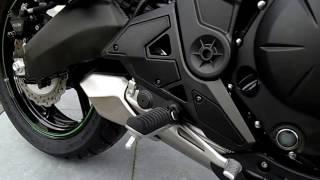 3. Kawasaki Versys 650 2017