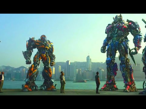 Transformers 4 - Ending Scene Full HD (Bluray)