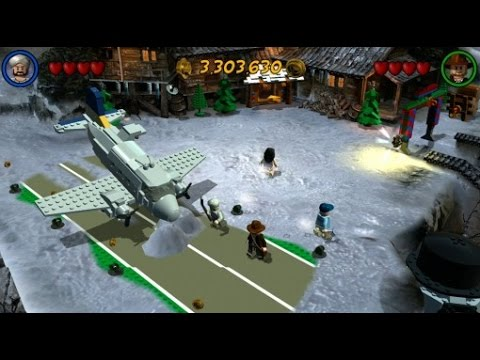 Lego indiana jones 2 the adventure continues walkthrough lego lego indiana jones 2 the adventure continues walkthrough lego indiana jones 2 100 part 24 super bonus level kingdom of the crystal skull 3 by publicscrutiny Image collections