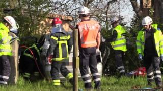 Fredag morgen omkring kl. 7.18 tiden kørte to biler sammen i krydset Gl. Skovvej / Hellestrupvej ved Vipperød. Den ene bilist var...