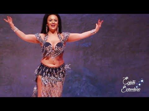 """ANNA BORISOVA - Egyptian Song """"Tak Tak Dum"""" in Spain 2019"""