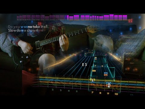 "Rocksmith Remastered - DLC - Guitar - Billy Squier ""Lonely Is The Night"""