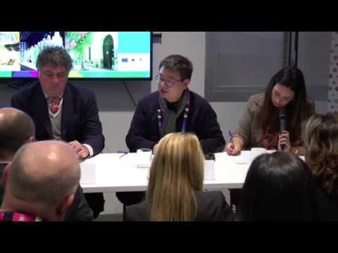 Conferenza stampa di presentazione progetto VIVERE ALL'ITALIANA.