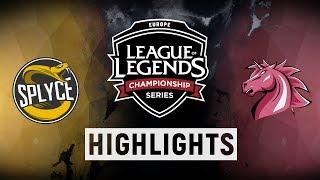 Video SPY vs. UOL - EU LCS Week 2 Day 2 Match Highlights (Summer 2018) MP3, 3GP, MP4, WEBM, AVI, FLV Juni 2018