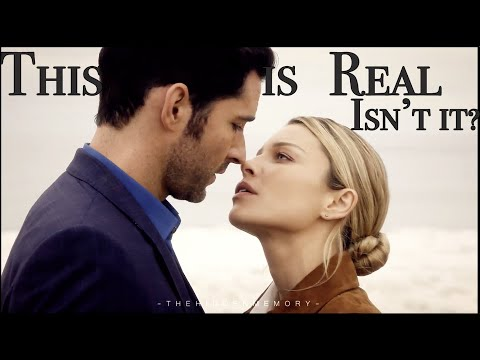 Lucifer & Chloe - This is real, isn't it? [Lucifer]