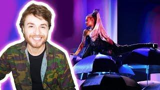 ARIANA GRANDE Billboard Awards 2018 - No Tears Left to Cry [REACTION]