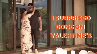 Video Valentine Special Part 2: I surprised my husband on Valentine's Day  | The Dantes Squad MP3, 3GP, MP4, WEBM, AVI, FLV Maret 2019