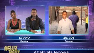 Newz Beat #4 8/03/2014 (LUGANDA Rap News)