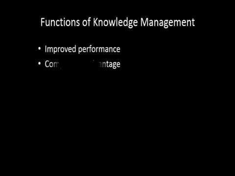 knowledge management: tacit and explicit knowledge  (asignment 1)