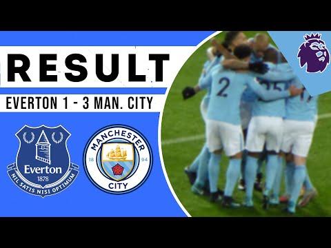 Hasil Liga Inggris Tadi Malam ! Everton Vs Manchester City ! Klasemen Liga Inggris ! EPL 2020/21