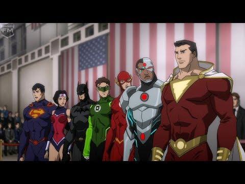Ending | Justice League: War