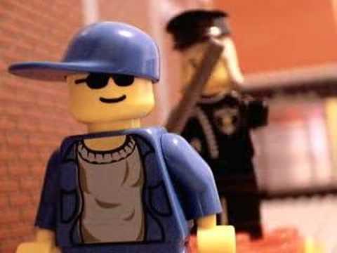 Lego: el poder en forma de cubo de plástico