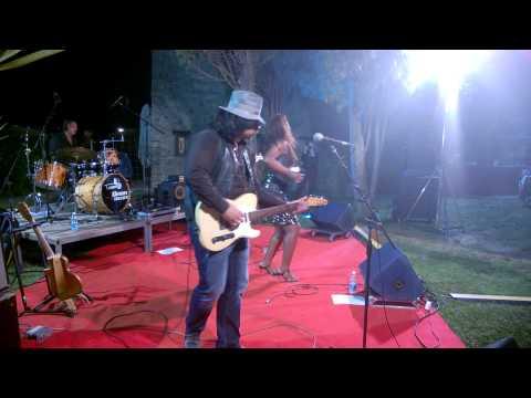 Juwana Jenkins live @ Marco Fiume Blues Passion Memorial Festival 2014 / 04