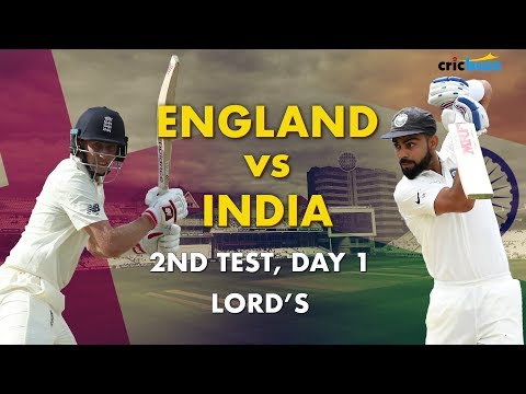 England vs India 2nd Test, Day 1: Match Story