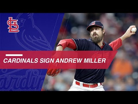 Video: LHP reliever Andrew Miller enters free agency