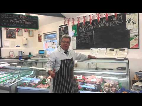 Court Farm to win Kent Butcher of the Year 2 Years in a Row?