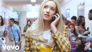 Iggy Azalea vídeo clipe Fancy (feat. Charli XCX)