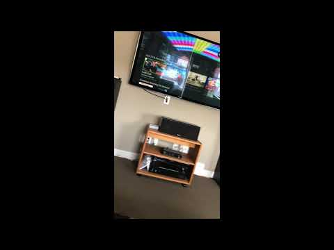 how to turn on a tv (for noobs)