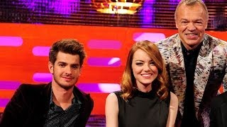 GRAHAM Pranks EMMA STONE About Meeting The Spice Girls - The Graham Norton Show On BBC America