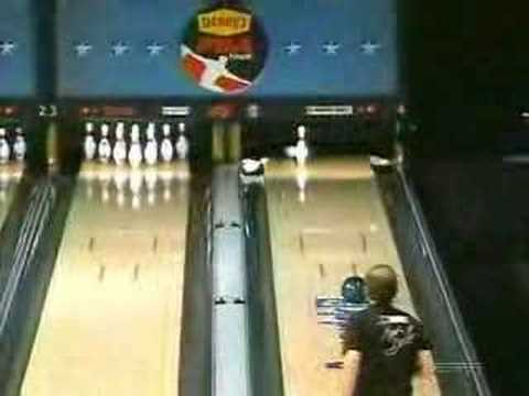 Bowling Trick Shot!