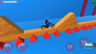 Video Bike Master 3D / Bike Stunt Games / Bike Racing Games / Android Gameplay Video #6 MP3, 3GP, MP4, WEBM, AVI, FLV Desember 2018