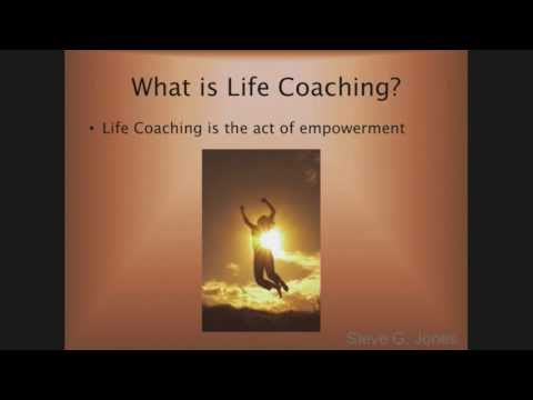 Steve G. Jones Fast Track Life Coaching Course