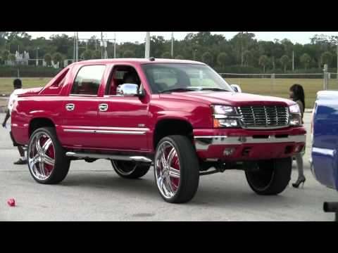 AVALANCHE on 30 inch rims- Florida Classic 2010 Series