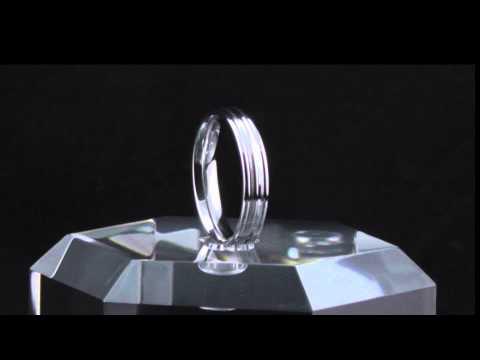 Palladium Wedding Rings for Men: The Lighter Side of Luxury