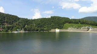Jezioro Żywieckie .. Tresna .. Żywiec lake.. Tresna
