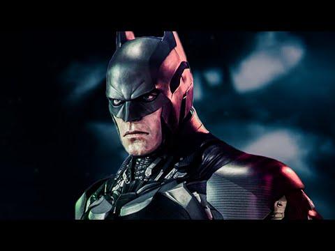 Batman Arkham Knight All Cutscenes Full Movie (100% Knightfall Protocol)