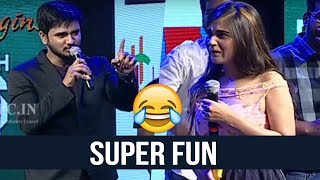 Video Kirrak Party Team Making Hilarious Fun @ Kirrak Party Pre Release Event | TFPC MP3, 3GP, MP4, WEBM, AVI, FLV Maret 2018
