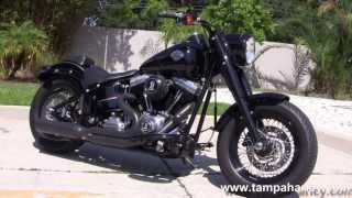 9. Used 2012 Harley Davidson Bikes for sale FLS Softail Slim
