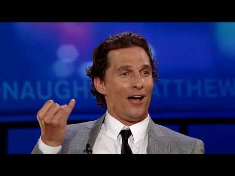 VIDEO: How Matthew McConaughey started