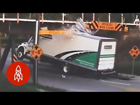 The Truck Eating Bridge of Durham